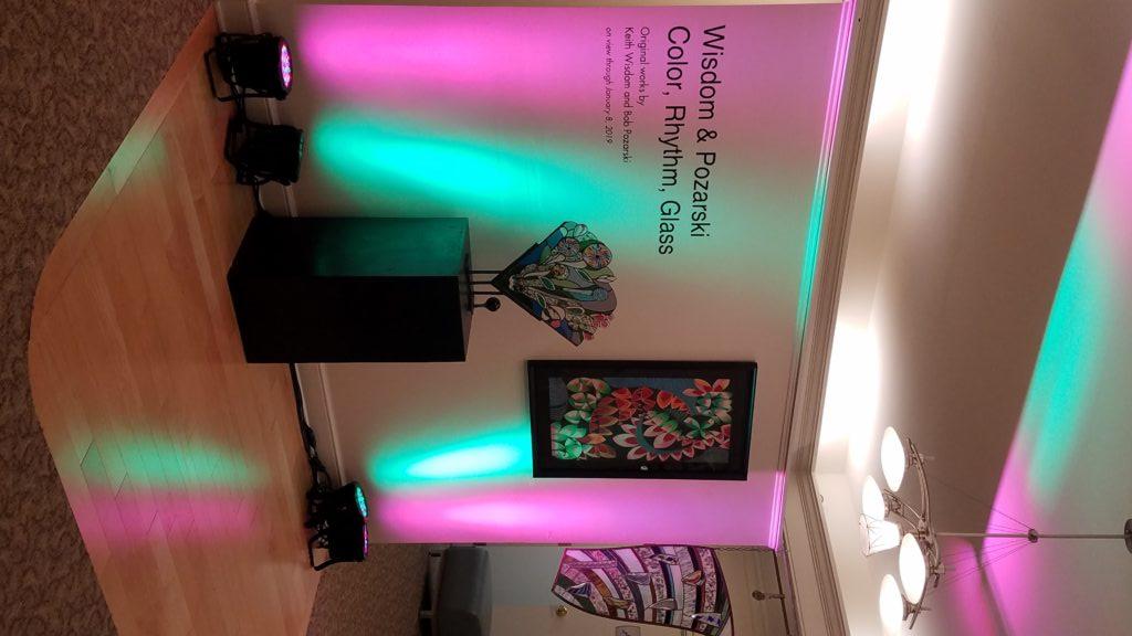 Wisdom & Pozarski Color, Rhythm, Glass featured image